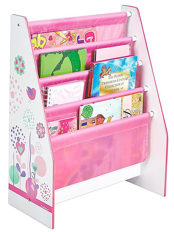 Flowers and Birds Sling Bookcase