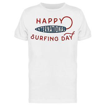 Hyvää surffausta päivä tee miesten-kuva Shutterstockissa