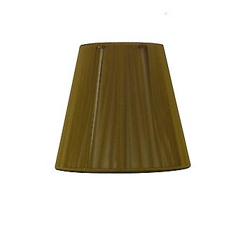 Mantra Clip On Silk String Shade Olive 80/130mm X 110mm