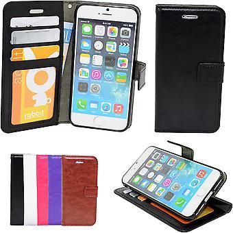 Iphone 7/8/se (2020) - Plånboksfodral / Skydd