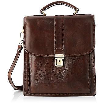 All-Fashion Hair Cbc18106gf22 Unisex Adult Brown Hand Bag (Moor's Head) 12x29x28 cm (W x H x L)