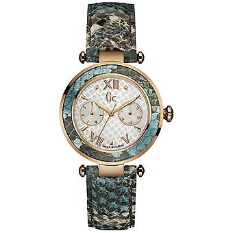 gc- ladychic Swiss Quartz Analog Woman Watch with Cowhide Bracelet Y09002L1