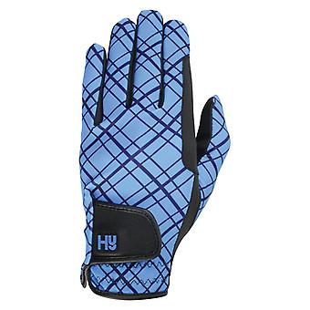 Hy5 Unisex Lightweight Printed Riding Gloves