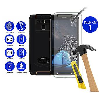 Pack of 1 Tempered Glass Screen Protection For Cubot Kng Kong 3 5.5