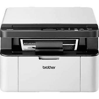 Brother DCP-1610W Mono Laser multifunctionele printer A4 printer, scanner, Copier USB, Wi-Fi