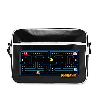 ABYstyle- Pac Man Bag Strap-Labyrinth for Adults - L - ABYBAG242