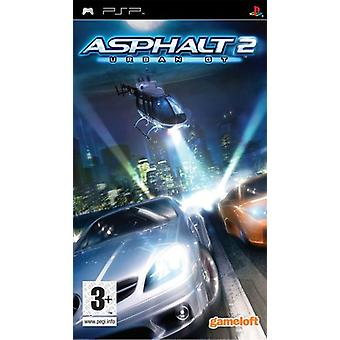 Asphalt Urban GT 2 (PSP) - New