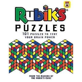 Rubik's Puzzles - 101 Puzzles to Test Your Brain Power by Tim Dedopulo