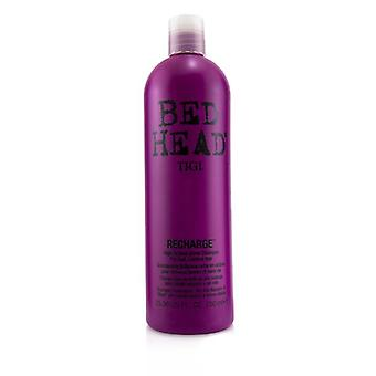 TIGI Bed Head recharge High-Octane Shine shampoo (voor saai, levenloos haar) 750ml/25.36 oz