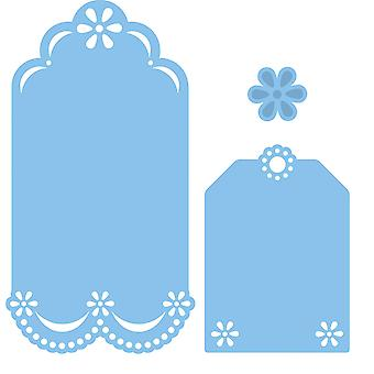 Marianne Design Labels Creatable Die, Blue