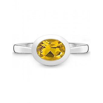 QUINN - Ring - Damen - Silber 925 - Weite 56 - 021400611
