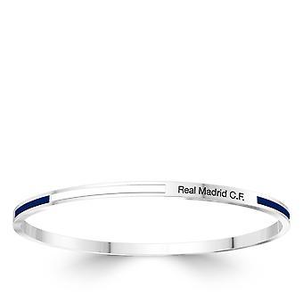 Real Madrid FC Bracciale In Sterling Silver Design di BIXLER