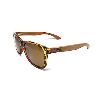 Eyewood Sunglasses - Wayfarer - Hazel
