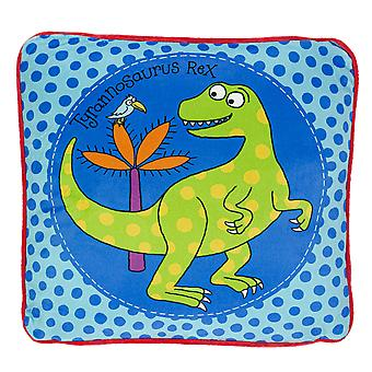 Tyrrell Katz Dinosaurs Plush Cushion