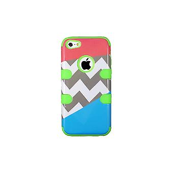Hull For iPhone 5c Multi-Color