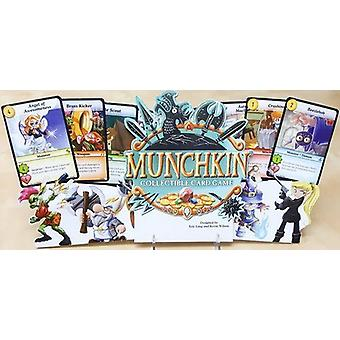 Booster skjerm Munchkin CCG (pakke med 24)