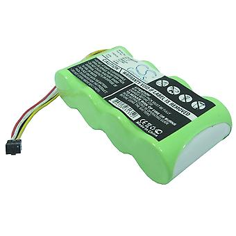Battery for Fluke BP130 ScopeMeter 123 123S 124 124S Oscilloscope Testing Meter