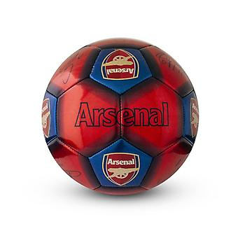 Arsenal FC Signature Mini Football (Size 1)