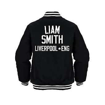 Liam Smith Boxing Legend Jacket