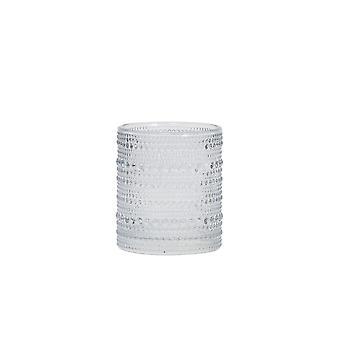 Light & Living Tealight 8x9cm - Sorgue Grey