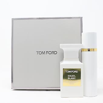 Tom Ford Soleil Blanc 2 Szt Zestaw / Nowy z pudełkiem