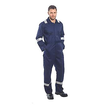 Portwest iona mens workwear coverall f813