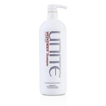 Unite Weekender shampoo (selkeyttäminen)-1000ml/33,8 oz