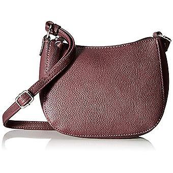 Tom Tailor Denim Effie - Women's Red Shoulder Bags (Dunkelrot) 20.5x16x6.5 cm (W x H L)