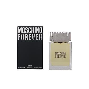 Moschino Forever Eau de toilette spray 100 ml
