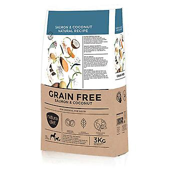 Natura Diet Grain Free Salmon y Coco (Dogs , Dog Food , Dry Food)