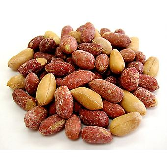 Peanuts Redskin Roasted -no Salt -( 24.95lb Peanuts Redskin Roasted No Salt)