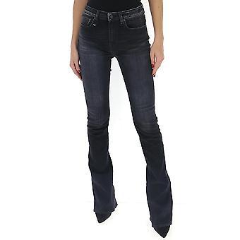 R13 R13w0115785 Women's Grey Cotton Jeans