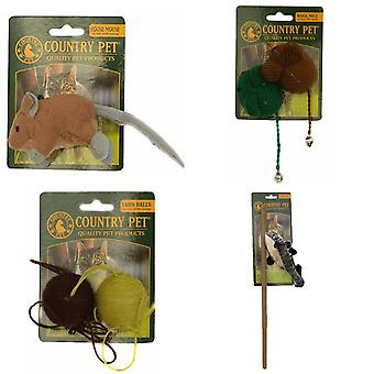 Country Pet Cat Toy