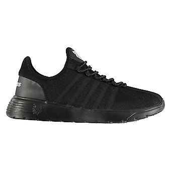 K Swiss Mens Gents Xpo Run Casual Chunky Sole Lace-Up Trainers Sports Shoes