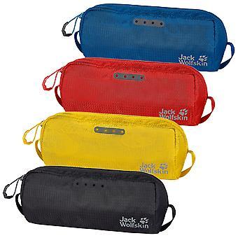 Jack Wolfskin Unisex 2020 Washbag Air 0.5 Litros Ligero Zipped Wash Bag