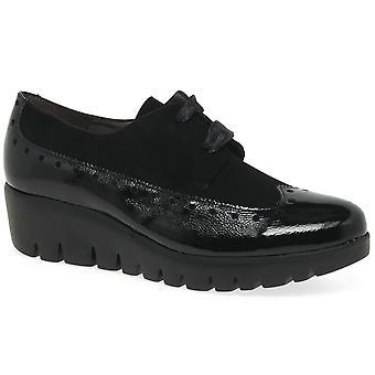 Wonders Alicante Womens Wedge Heel Shoes