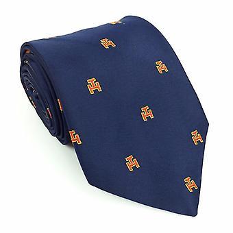 Frimurer kongelig bue slips 100% silke ra regalia vakre murere gave-marine