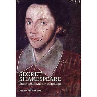Hemlig Shakespeare av Richard Wilson