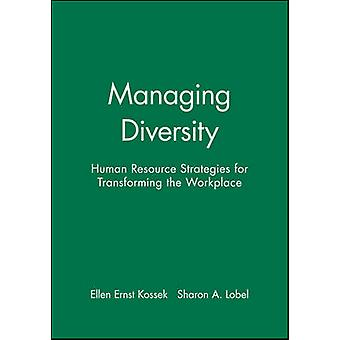 Managing Diversity The Limits of Inquiry by Kossek & Ellen