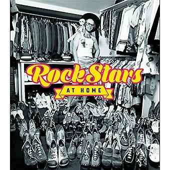 Rock Stars at Home door Rock Stars at Home - 978178558686 Boek