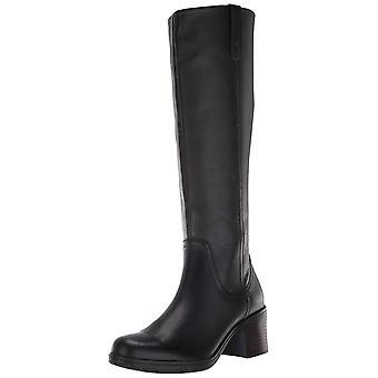 كلاركس المرأة & s هوليس القمر الركبة الحذاء العالي