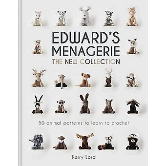 Edward's Menagerie - The New Collection - 50 Tiermuster zum Lernen t