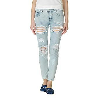 Glamorous Women's Jeans With Tears