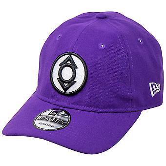 Indigo Lantern Color Block New Era 9Twenty Cappello regolabile