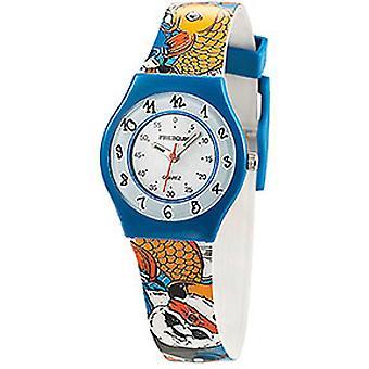 Watch Freegun Hypercolor EE5176 - multicolored Panda