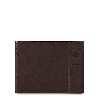 Unisex leather wallet piquadro13239