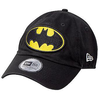 Batman Classic Symbol Neue Ära Casual Classic verstellbare Papa Hut
