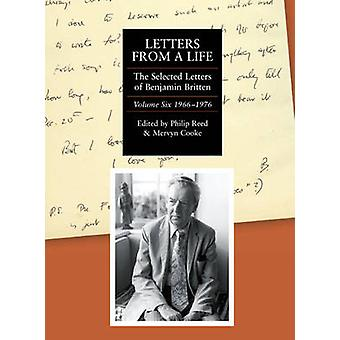 Letters from a Life - The Selected Letters of Benjamin Britten - 1913-