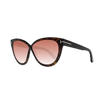 Occhiali da sole Tom Ford Ladies FT0511 52B 59 - Marrone