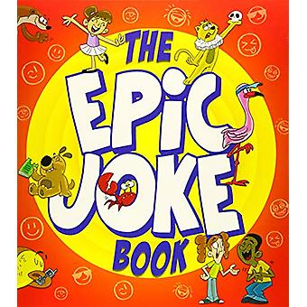 The Epic Joke Book by Sally Lindley - 9781789504132 Book